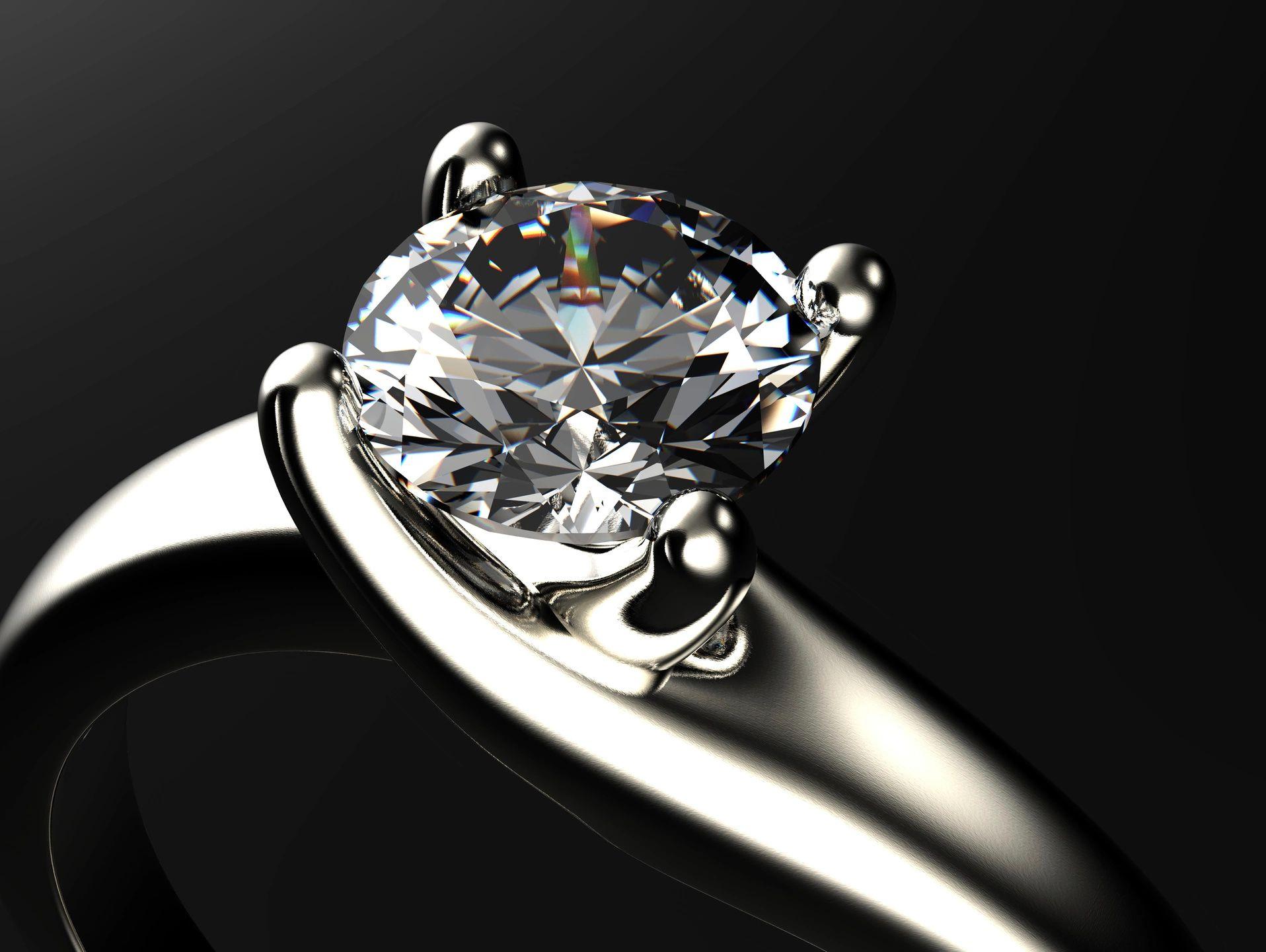 big diamond ring
